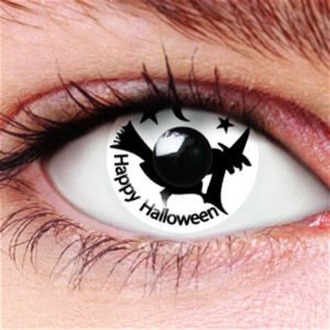 Spooky Trend Colored Contacts by Contact Lenses