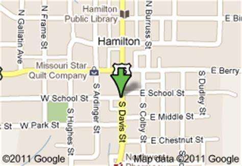 City Of Hamilton Court Records Hamilton Missouri Map My