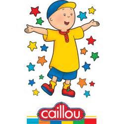 caillou standup 5 tall birthdayexpress