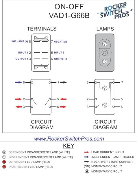 carling 6 pole light switch wiring diagram throw