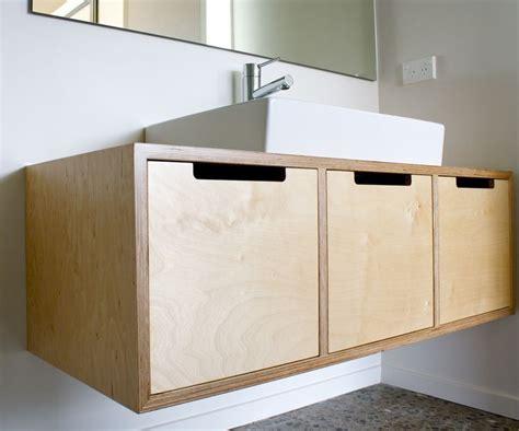 plywood vanity make furniture my style