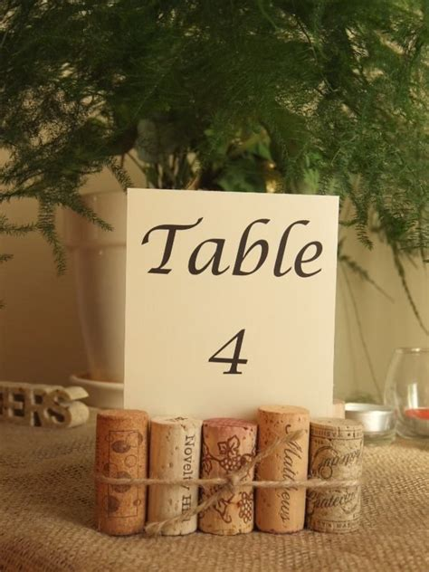 wine cork table numbers loverlees table numbers inspiration and wine cork table