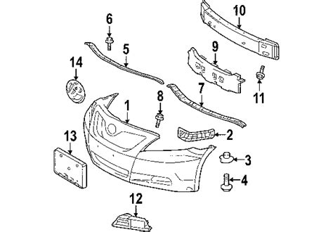 toyota camry parts diagram 2009 toyota camry parts lithiatoyotaparts