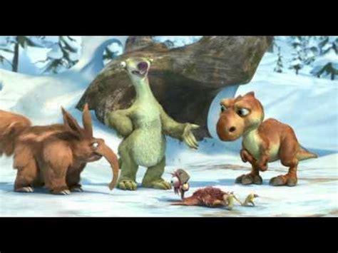 dinosaurus film trailer ledeno doba crtani film svitanje dinosaura youtube