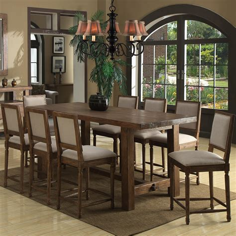 High Counter Dining Set Finest Full Size Of Dining Counter High Dining Room Sets