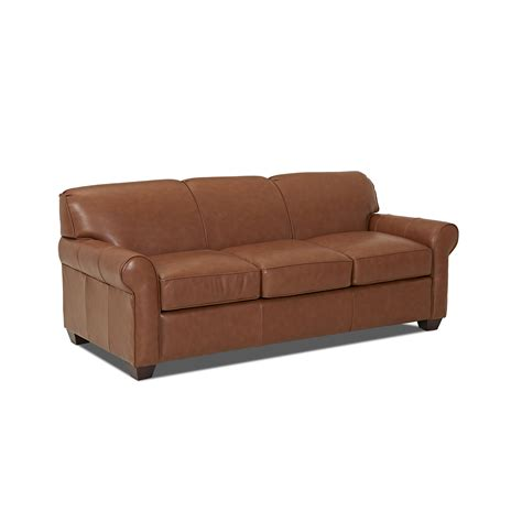 wayfair custom upholstery jennifer leather sleeper sofa reviews wayfair