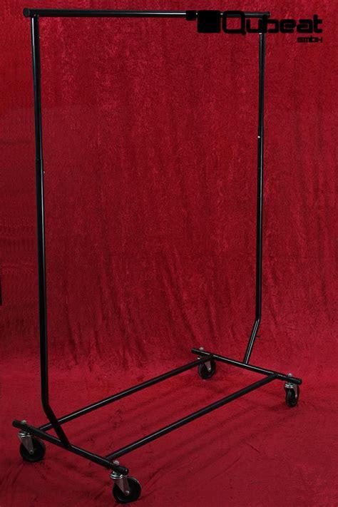 gestell h henverstellbar kleiderst 228 nder metall schwarz h 246 henverstellbar mit rollen