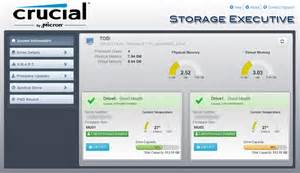 Crucial ver 246 ffentlicht ssd tool crucial storage executive