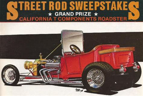 California Only Sweepstakes - 1985 street rodder quot project california t quot sweepstakes t bucket lives tbucketplans com