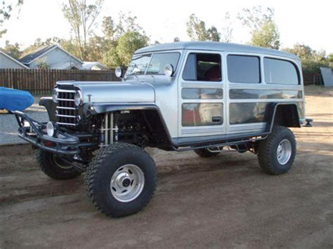 jeep station wagon lifted michael paxton