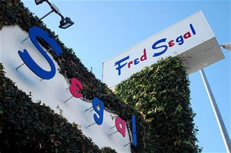 The Fred Segal Sale by Los Angeles The Fred Segal Sale Is About To Begin