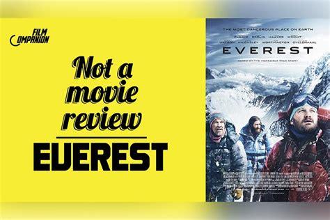 film everest 2017 everest film companion