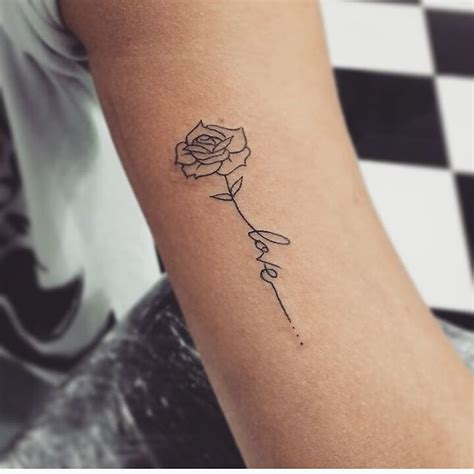 rose tattoo with words 14730510 1427432143952277 4912407168793182208 n jpg 640