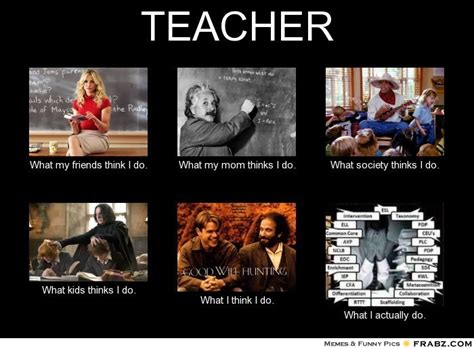 Meme Teacher - ode to teaching kpm sport