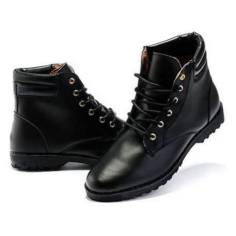 Sepatu Casual Pria Lst 101 jual sepatu boot pria