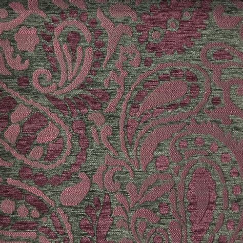 Animal Print Fabric For Upholstery Sydney Modern Paisley Pattern Chenille Upholstery Fabric