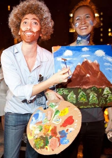 bob ross painting dress costume bob ross costume viewers like you