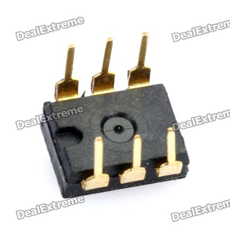 Dip Switch 6 Position 6 Pin Merah diy 3 pole 2 position 6 pin dip switch 10 pack