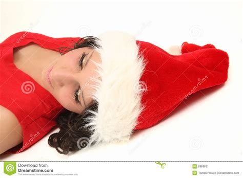 sad christmas stock image image