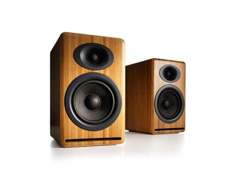Speaker Aktif Faws audioengine p4 bamboo audioengine indonesia