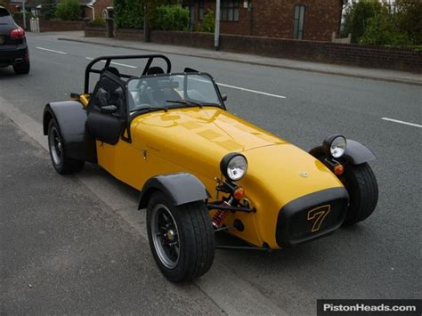 used caterham 7 for sale object moved