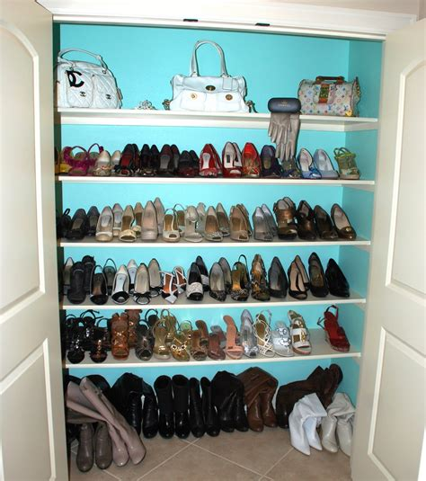 How To Organize Shoes In Closet by How To Organize Shoes In A Closet