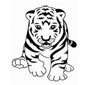 Malvorlagen Fur Kinder  Ausmalbilder Tiger Kostenlos Page 3 Of 4
