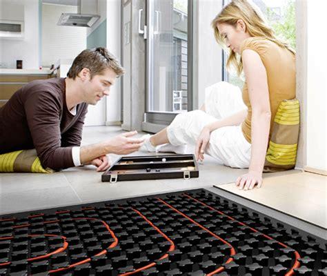 riscaldamento a pavimento fai da te impianto di riscaldamento a pavimento bricoportale fai