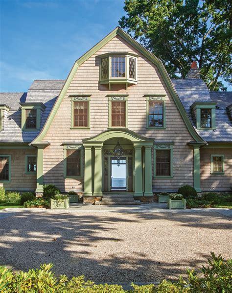 shingle style house new shingle style period homes magazine