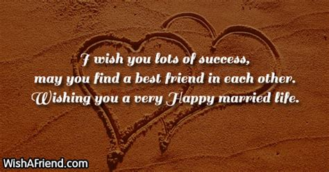 Wedding Enjoyment Quotes by Happy Married Wishes Quotes Quotesgram