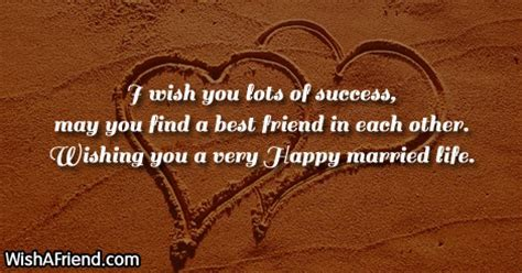 Happy Married Life Wishes Quotes. QuotesGram