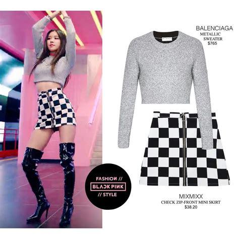 blackpink vogue blackpink fashion simplyspire