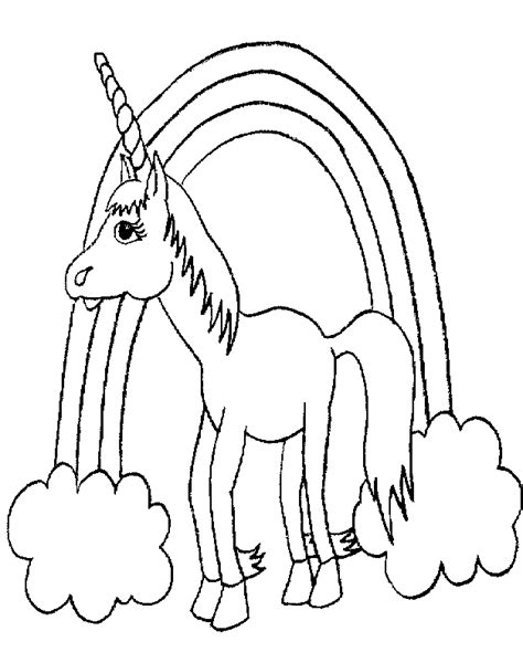 printable coloring pages unicorn free printable unicorn coloring pages kids