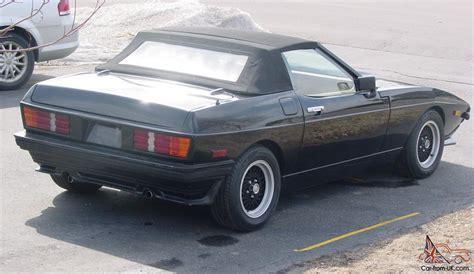 1985 Tvr 280i 1985 Tvr 280i Wedge Tasmin Fuelie Jaguar Ford