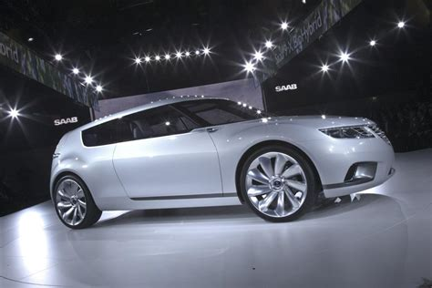 Saab 9 3 Biopower Hybrid Concept Car by 2008 Saab 9 X Biohybrid Concept Pictures News Research