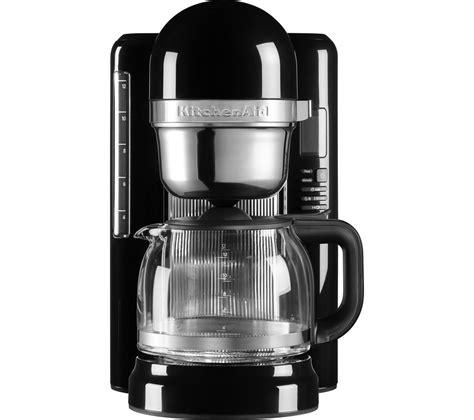 Kitchenaid Coffee Machine by Buy Kitchenaid 5kcm1204bob Filter Coffee Machine Onyx