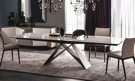 cattelan tavoli tavoli allungabili premier keramik drive da cattelan italia