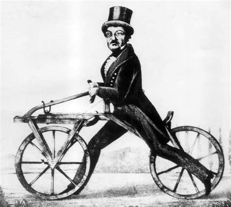 wann wurde das fahrrad erfunden warum wurde das fahrrad erst so sp 228 t erfunden
