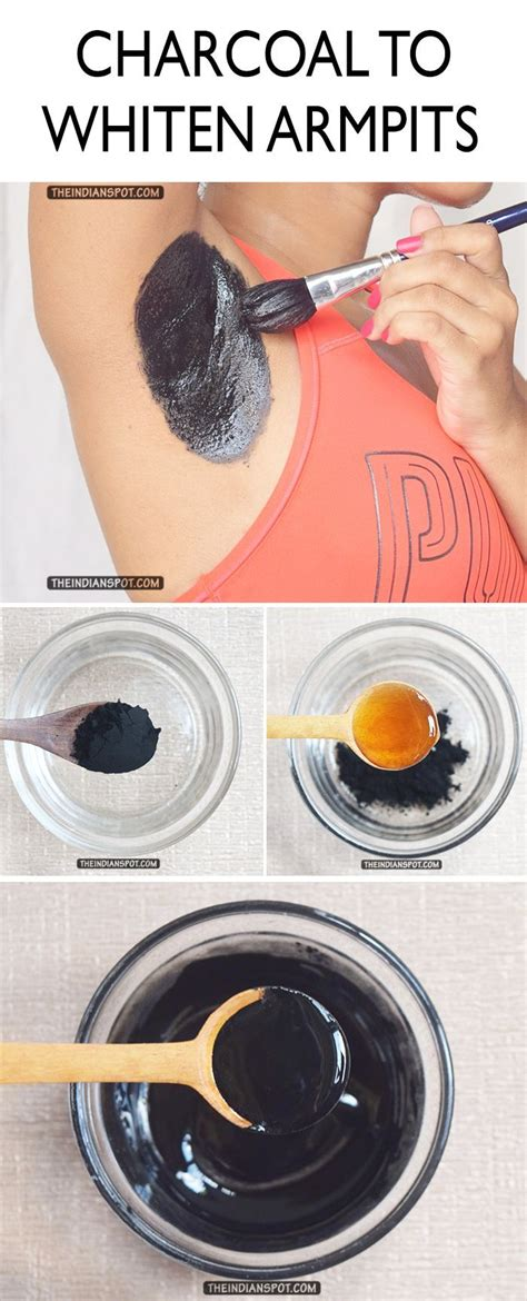 Armpit Detox Results by Diy Charcoal To Detox And Whiten Armpits Patches