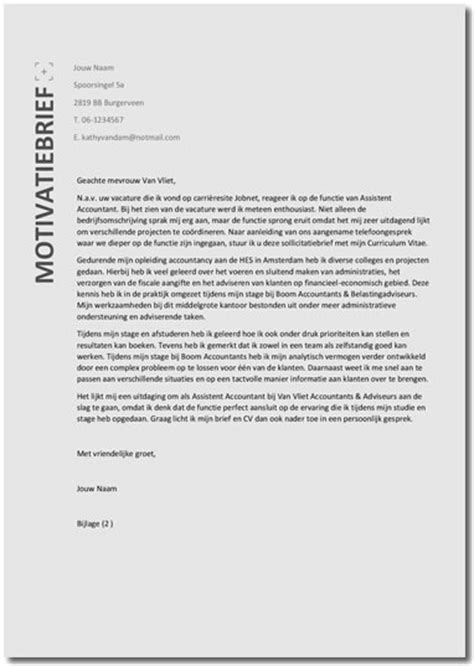 layout motivatiebrief email tips informatie nieuws sollicitatiebrief