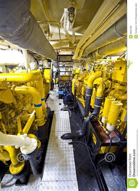 tugboat engine room tugboat s engine room stock photo image 8020760