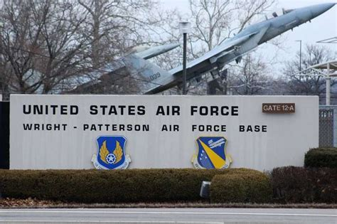 by order of the commander wright patterson air force base new office at wright patt will test weapons technology