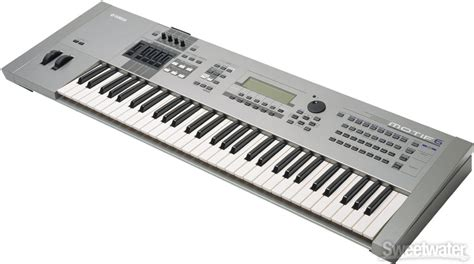 Keyboard Casio 6 Oktaf sweetwater slashes the price of yamaha motif 6 insync