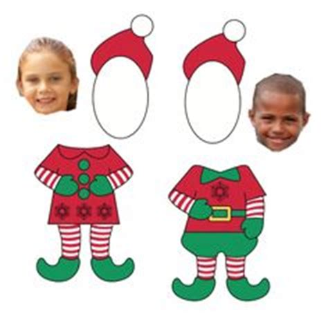 elf yourself printable version 40 easy and cheap diy christmas crafts kids can make