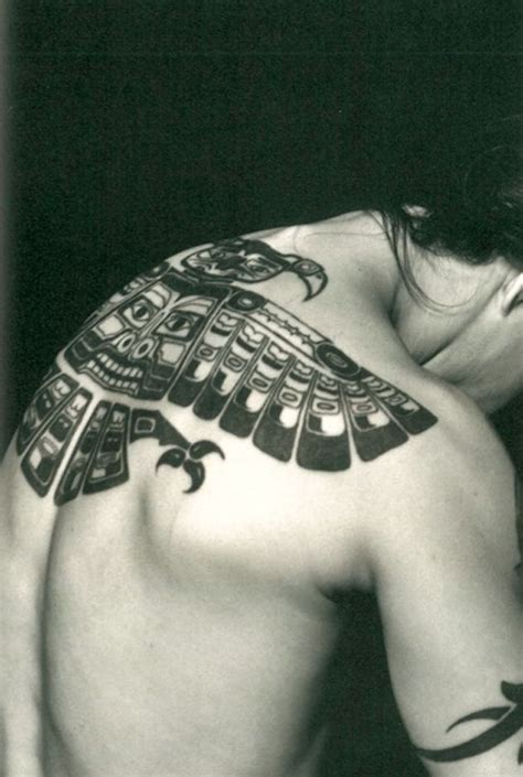 tribal quetzal tattoo 30 aztec tattoos that even montezuma would be proud of