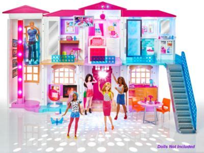 Boneka Mattel Bakery Owner Playset 174 doll and deluxe kitchen cfb62