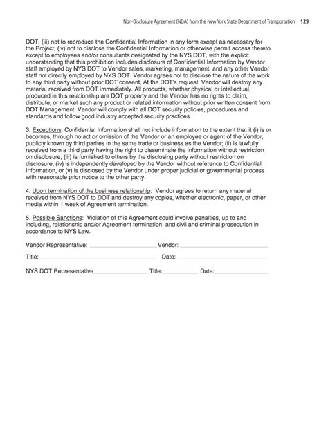 intellectual property non disclosure agreement template 12 intellectual property non disclosure agreement