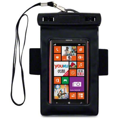 Zoe Waterproof Bag For Nokia Lumia 625 black waterproof carry armband for nokia lumia 625 ebay
