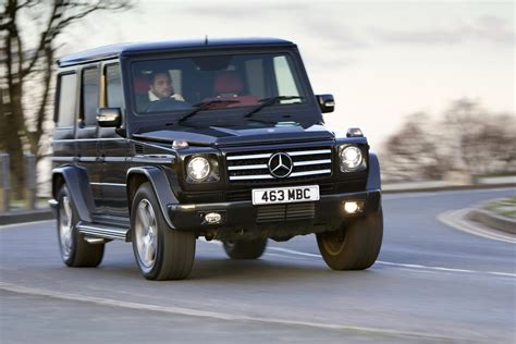 mercedes g class price anh photo
