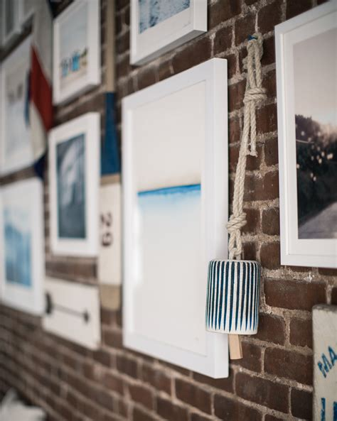 how to hang a picture on a brick wall how to hang a gallery wall on exposed brick walls bright bazaar by will taylor